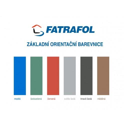 Fatrafol 814 barvy